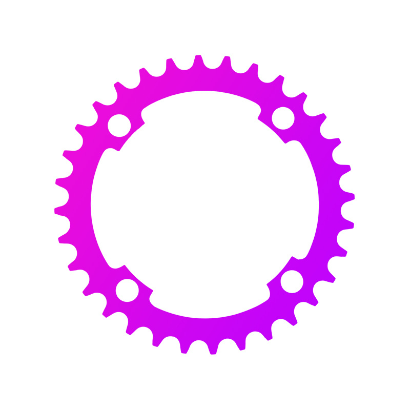 Notable Metal Works Narrow Wide Chainring
