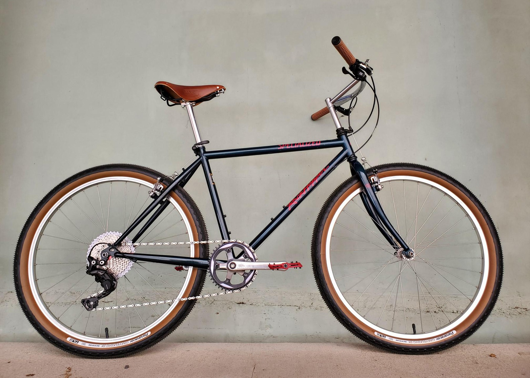 Specialized RockHopper (1993) by @h0tr0d