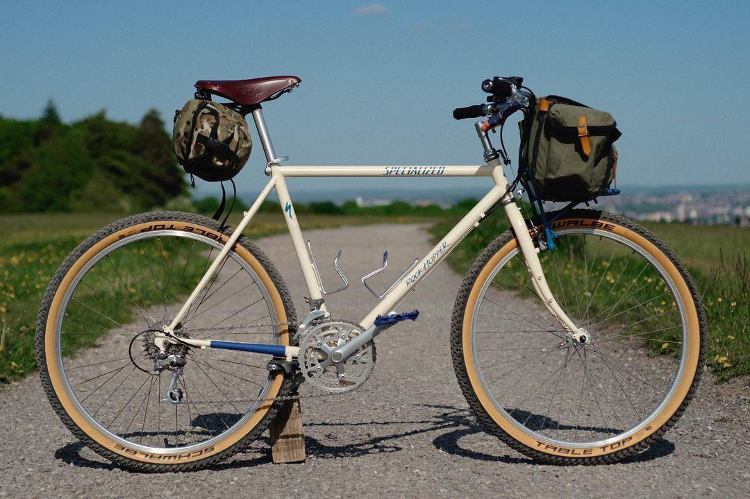 Specialized RockHopper 1988 by @zetlandcycles