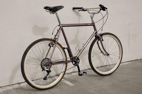 Nishiki Westwood by @kevs_bikes
