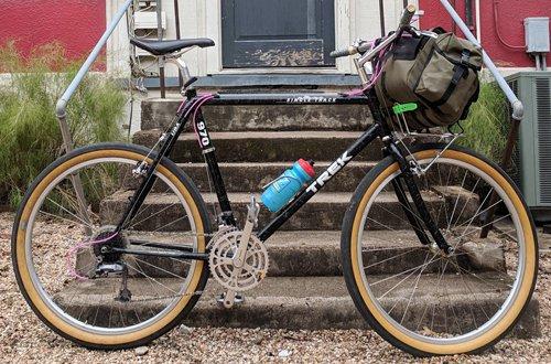 Trek 970 Single Track (1991) by @bicycleexplorersclub