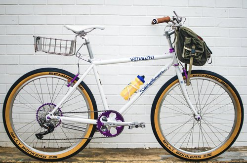 Specialized StumpJumper (1992) by @progression_bikes