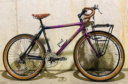 Specialized StumpJumper M2 (1993) by @yyoordan.bikes