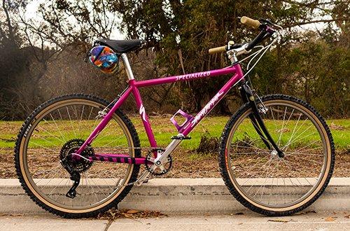 Specialized StumpJumper (1995) by @yyoordan.bikes