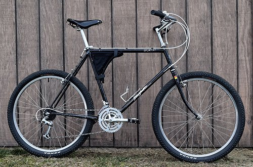 Specialized StumpJumper Sport XT (1984) by @the.cyclopath