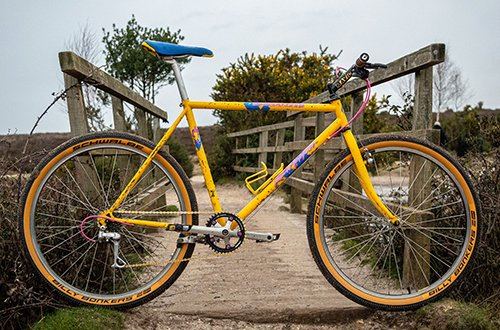 Specialized RockHopper (1988) by @meek_cycles