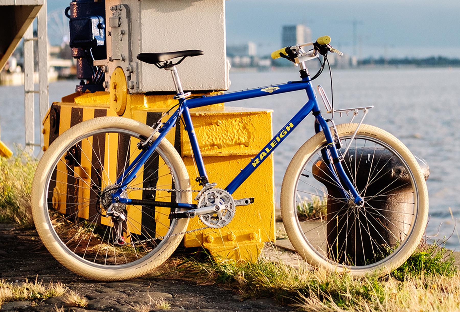 Raleigh Max (1995) by @tripper.bike