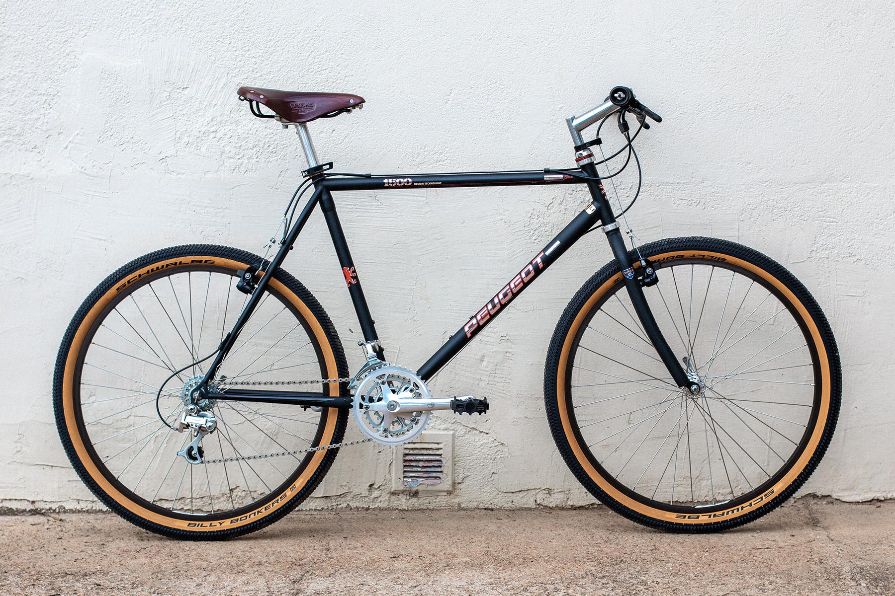 Peugeot Teamline 1500 (1994) by @raulgarciagili