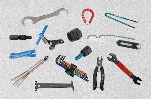 Bike tools you need while rebuilding an old mountain bike