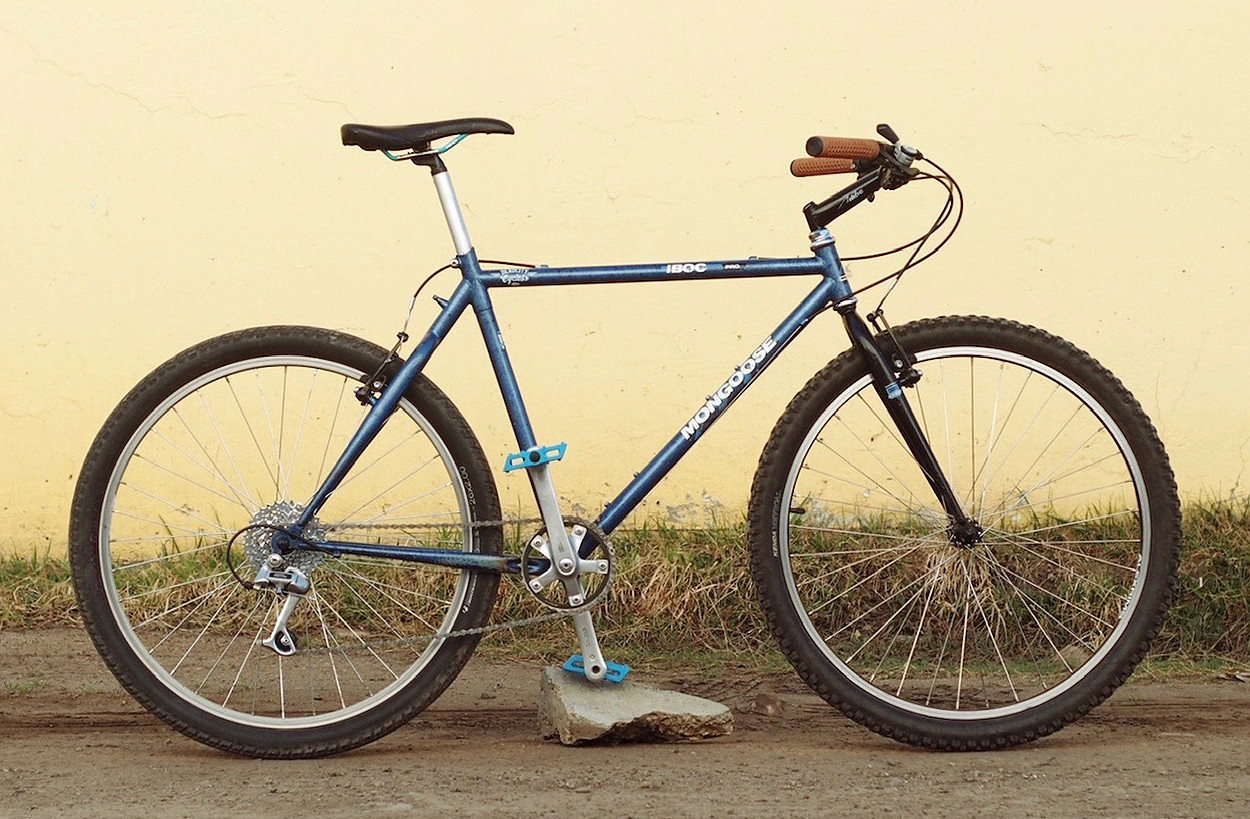 Mongoose Iboc (1990) by @deadcity.cycles